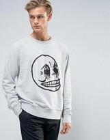 Cheap Monday Rules Sweat Corpse Skull
