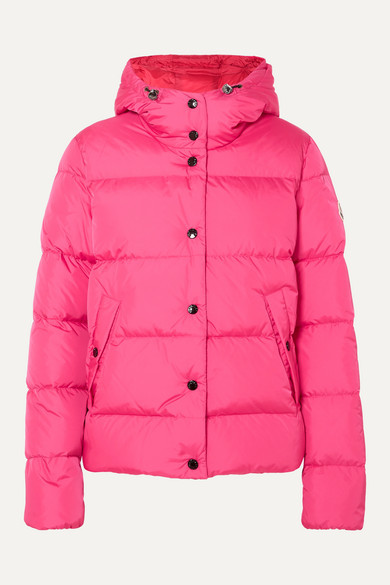 8db8e4ffe Quilted Shell Down Jacket - Pink