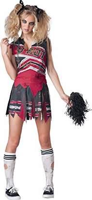 Incharacter Costumes Women's Spiritless Cheerleader Costume