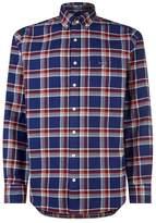 Gant Cotton Check Print Shirt