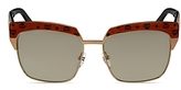 MCM Square Sunglasses, 56mm