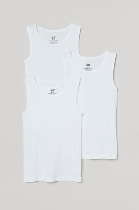H&M 3-pack Tank Tops