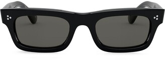Oliver Peoples Jaye square-frame sunglasses