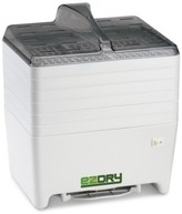 Omega Excalibur EPD60W 6-Tray Stackable Dehydrator