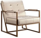 INK+IVY® Waldorf Lounge Chair in Chocolate