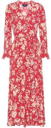 Polo Ralph Lauren Floral wrap dress
