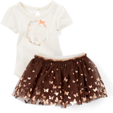 Baby Starters Ivory 'Pretty Young Thing' Bodysuit & Tutu - Infant