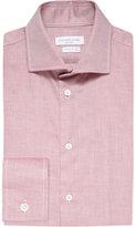 Richard James Contemporary-fit Cotton-twill Shirt