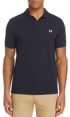 Fred Perry Slim Fit Pique Polo Shirt