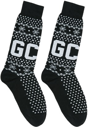 GCDS Winter Socks