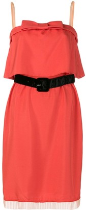 Marc Jacobs layered dress