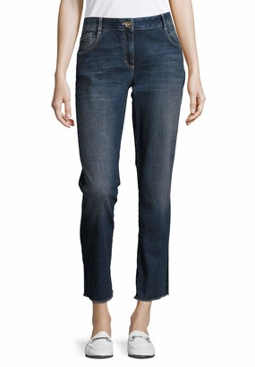 Betty Barclay Women's 5406/9704 Straight Jeans