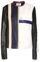 Acne Studios Maylor leather jacket