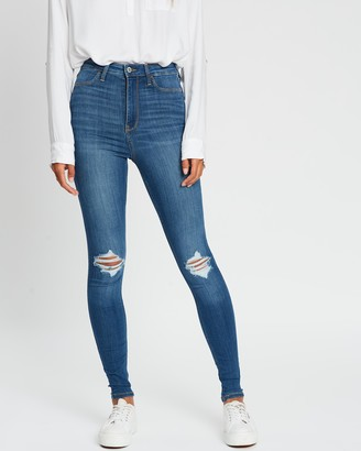 Hollister Long Skinny Jeans