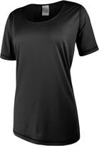Running Bare Classic Workout Performance Tee