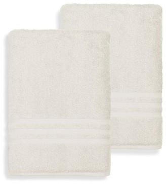 Linum Home Textiles Home Denzi Turkish Cotton Bath Sheets - Set of 2