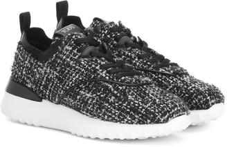Tod's Exclusive to Mytheresa tweed sneakers