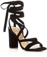 Ivanka Trump Kieran Lace Up Sandals