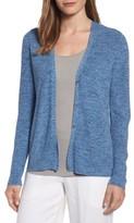 Eileen Fisher Women's V-Neck Organic Cotton Cardigan