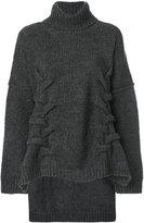 Yohji Yamamoto oversized jumper