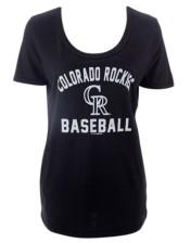New Era Women's Colorado Rockies Vintage T-Shirt