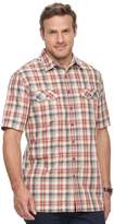 Croft & Barrow Big & Tall Classic-Fit Quick-Dry Outdoor Button-Down Shirt