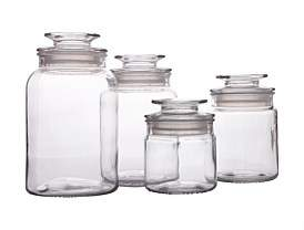 Maxwell & Williams Galley Canister Set Of 4