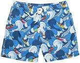 Hartford 'Big Wave' Mid-Length Swim Short