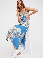 Spell & The Gypsy Collective Blue Skies Slip Dress