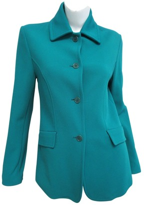 Romeo Gigli Green Jacket for Women