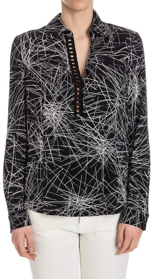 Diane von Furstenberg Milan Shirt