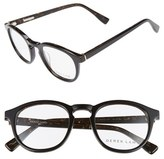 Derek Lam Women's 48Mm Glasses - Black Brown