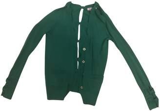 Juicy Couture Green Wool Knitwear for Women