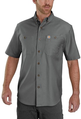Carhartt Rugged Flex Rigby Short-Sleeve Work Shirt - Men's