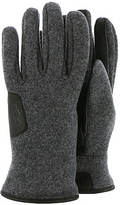 UGG Men's Leather-Trimmed Fabric Smart Glove