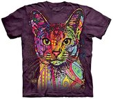 The Mountain Men's Abyssinian By Dean Russo Adult T-Shirt