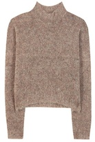 By Malene Birger Mirakula Wool And Mohair-blend Sweater