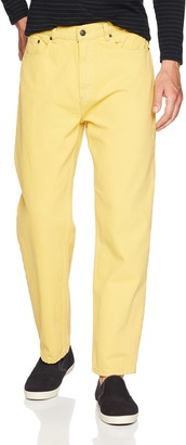 Obey Men's Blender Overdyed Denim Jeans