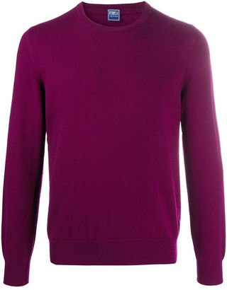 Fedeli Knitted Cashmere Jumper