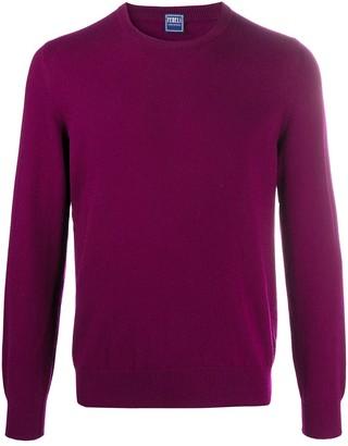 Fedeli Knitted Cashmere Jumper