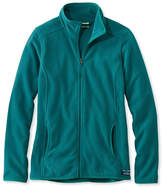 L.L. Bean Soft-Brushed Full-Zip Fitness Fleece Jacket