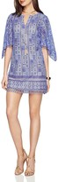 BCBGMAXAZRIA Tati Geo Lace Dress