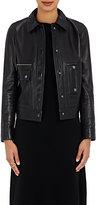 Helmut Lang Women's Lambskin Jacket-BLACK