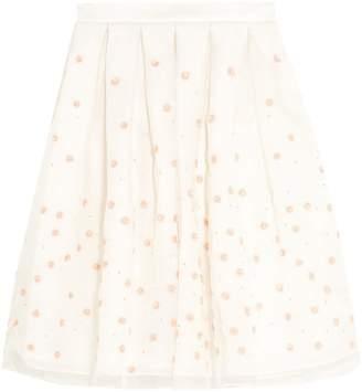 Holly Fulton Knee length skirts - Item 35384263CH
