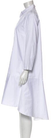 Thumbnail for your product : Osman Midi Length Dress White
