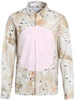 Soulland George Fabric Shirt Camo/pink