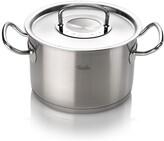 Fissler Deep Casserole Pot With Lid (24Cm)