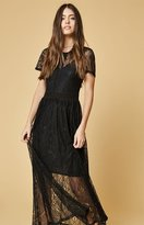 Oh My Love Lace Maxi Dress