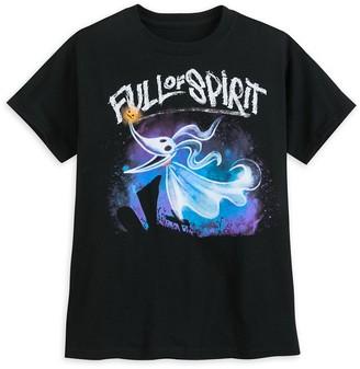 Disney Zero T-Shirt for Boys Tim Burton's The Nightmare Before Christmas
