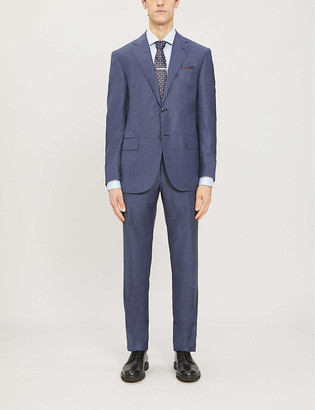 Corneliani Slim-fit wool suit